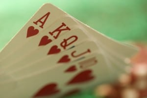 Everyone wins when you book your poker party weekend with us!