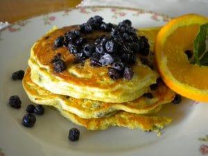 blueberry pancakes 009 300x225