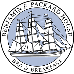 Benjamin F Packard House Bed and Breakfast Bath Maine